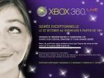 invitation soirée xbox