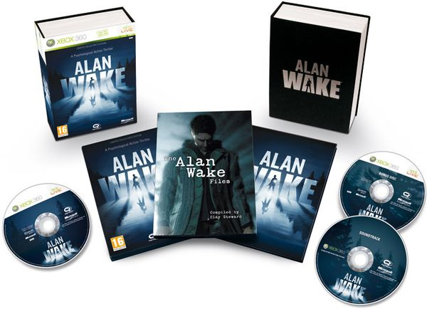 Alan Wake Édition Collector