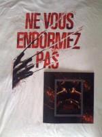 Goodies Freddy: T-shirt et livret à propos du film