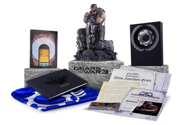 Gears of War 3 Édition Epic