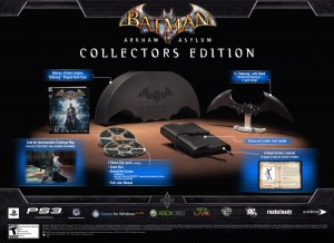 Batman Arkham Asylum Collector US