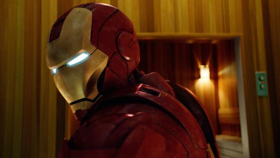 Iron Man n'a pas l'air content